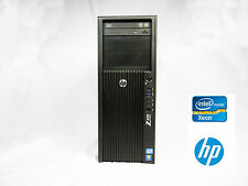HP Z420 Workstation Xeon Quad Core 2.8GHz 32GB RAM 100G SSD+ 2TB HD Quadro 4000