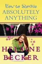 How to Survive Absolutely Anything, Becker, Helaine, New Books
