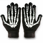 NEW Skeleton Touch Screen Gloves Mobile Ipad Iphone 6 Plus Magic Warm