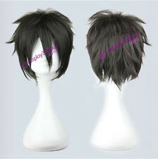 (cosplay365buy) Sword art online kirito Kirigaya Kazuto cosplay wig black wig
