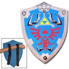 Legend of Zelda Link Hylian Hyrule Triforce Foam Shield LARP #56Y