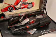 BBR 1:18 FERRARI ENZO 2004 set limit to 1008 black
