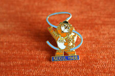 05040 PIN'S PINS JO SEOUL 1988 HODORI OLYMPIC WORLD GAMES S 80's