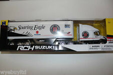 Ken Roczen 2015 RCH Suzuki Soaring Eagle factory racing truck scale 1:32 model