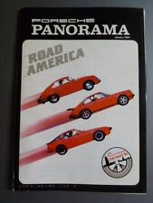January 1984 Porsche PCA Panorama Magazine January 1984 RARE!! Awesome L@@K