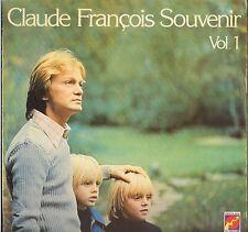 """CLAUDE FRANCOIS """"SOUVENIR VOL. 1"""" LP"""