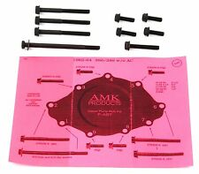 Mustang Bolt Kit Water Pump 260 - 289 without A/C 1964 - AMK