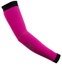 Pearl Izumi 2017 Women's Elite Thermal Cycling Arm Warmers Screaming Pink Small