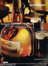Publicité advertising 2007 Liqueur Grand Marnier