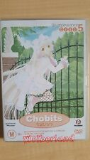 Chobits - Disappearance : Vol 5 + Free Trading Cards [DVD] Region 4, FREE Post
