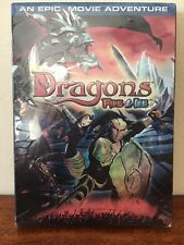 Dragons: Fire & Ice (DVD) BRAND NEW SEALED!