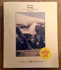 Ecology: Global Insights & Investigations 2nd Ed. Stiling, International Edition