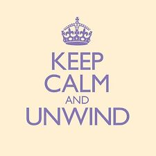 KEEP CALM AND UNWIND (Incl 'Marvin Gaye' Charlie Puth feat Meghan Trainor) 2 CD