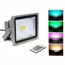 30W RGB LED Flood Lights AC Waterproof 30 Watt