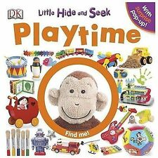 Little Hide and Seek: Playtime (Little Hide & Seek)