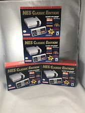 New NES Classic Edition Nintendo Mini Console with 30 Games Free Fast Shipping !