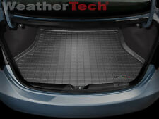 WeatherTech® Cargo Liner Trunk Mat for Hyundai Elantra - 2011-2016 - Black