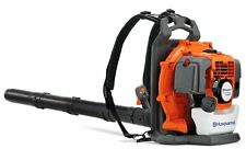 New HUSQVARNA 130BT 29.5CC Gas 2 Cycle Leaf Debris Backpack Blower 145 Mph