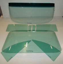 59 60 CHEVROLET BUICK PONTIAC OLDS 2DR HARDTOP WINDSHIELD SIDE & BACK GLASS GTN