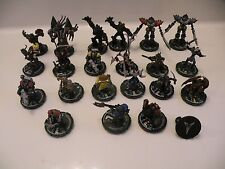 21 Mage Knight Wizkids ROLE PLAYING FIGURES LOT #1