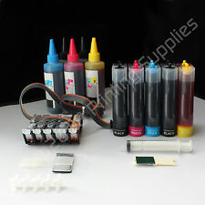 CISS & extra set Ink PGI-220 CLI-221 for Canon IP4600 IP4700 MP630 MP640 MP638