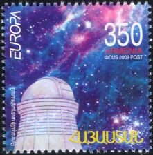 Armenia 2009 Europa/Observatory/Astronomy/Stars/Planets/Science 1v (n45108)