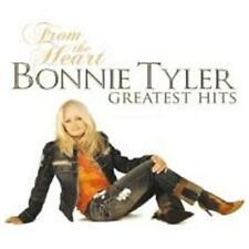 BONNIE TYLER FROM THE HEART GREATEST HITS CD NEW