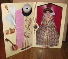 1994 Elizabethan Queen Mattel Collector Barbie Doll  The Great Eras Collection 6