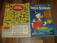 Walt Disney 's: Uncle Scrooge/Dell-May 1961
