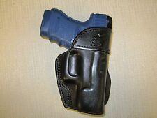GLOCK 30, 30s, 29, 29s PADDLE HOLSTER,  formed leather,owb belt holster