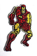 Iron Man Figur Patch - Aufnäher neu zum Aufbügeln