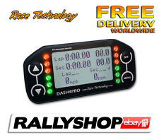Display Dash 4 Pro LCD Race Technology  Digital Performance monitor lap timing