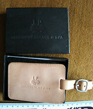 LUGGAGE TAG LAUSANNE PALACE & SPA BOXED NEW i1xao11t2ry9