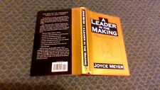 JOYCE MEYER 'A Leader in the Making: Essentials to Being a Leader ....'