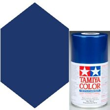 Tamiya PS-59 Dark Metallic Blue Polycarbonate Spray Paint Mid-America Naperville