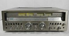 Sansui G-901 professionally serviced, all board RECAPPED, == excellent ==