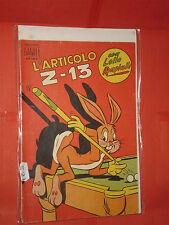 GLI ALBO D'ORO DI TOPOLINO-n° 33-b-d-annata del 1953-originale mondadori-disney