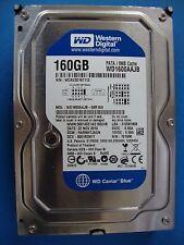 Western Digital WD1600AAJB-56R1A0 IDE 160GB Hard Drive DCM:HARNHTJAGN Tested
