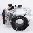 60M Underwater Waterproof Camera Diving Housing Case for Sony DSC-RX100 Mark III