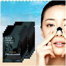 10Pcs Mitesser Pads Porenreinigung Black head Nase Pore Strip Pads Pilaten Maske
