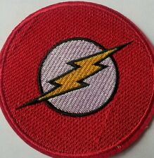 The Flash embroidered patch