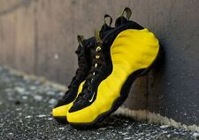 Nike Air Foamposite One Optic Yellow Wu Tang Size 13. 314996-701 Jordan Pen