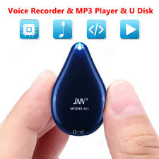 Pendant SPY DIGITAL HD VOICE RECORDER DICTAPHONE RECHARGEABLE 8GB USB&MP3 Player