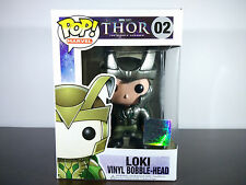 [Funko PoP]Loki#02 Silver Thor Movie The Mighty Avenger - Vault Rare Exclusive