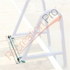 NEW MARINE PONTOON BOAT HEAVY DUTY DOCK LADDER HARDWARE GALVANIZED STEEL LHW-A