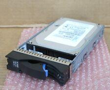 IBM 400 Go 15K Fc Fibre Channel 4 Gbit / s enfichables à chaud du disque dur HDD 44X2451 46C4481