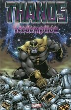 Thanos : Redemption by Keith Giffen and Jim Starlin (2013, Paperback)