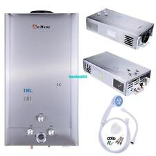 18L GAS Propane  LPG Hot Water Heater Boiler tankless Instant Stainless Steel