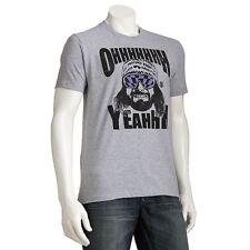 NEW WWE WWF Macho Man Randy Savage Men Ohhh Yeahhhh T Shirt