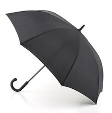 "Fulton ""Knightsbridge"" Executive Walking Umbrella - Black"